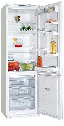 двухкамерный холодильник ATLANT ХМ-6024
