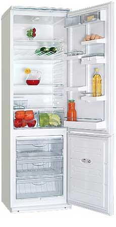 двухкамерный холодильник ATLANT ХМ-6026