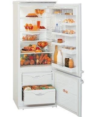 двухкамерный холодильник ATLANT МХМ 1700 - 02 (03, 08, 09)