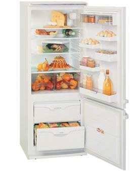 двухкамерный холодильник ATLANT МХМ 1703 - 02 (03, 08, 09)