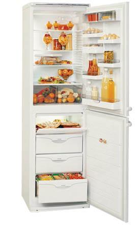 двухкамерный холодильник ATLANT МХМ 1705 - 02 (03, 08, 09)