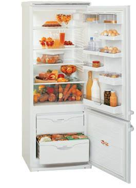 Холодильник Атлант 1717 Инструкция - фото 6