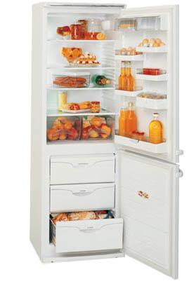двухкамерный холодильник ATLANT МХМ 1717 - 02 (03, 08)