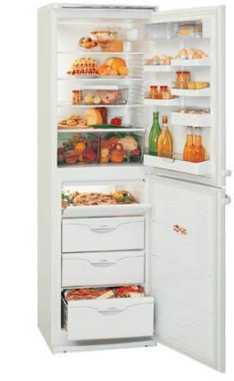 двухкамерный холодильник ATLANT МХМ 1718 - 02 (03, 08, 09)