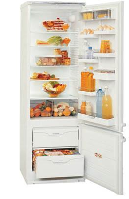 двухкамерный холодильник ATLANT МХМ 1734 - 02( 03, 08, 09)