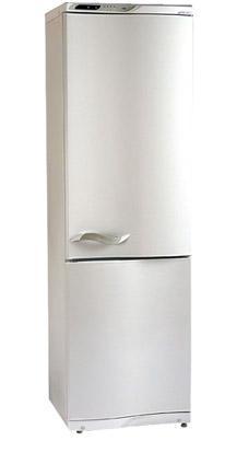двухкамерный холодильник ATLANT МХМ 1748