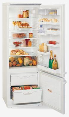 двухкамерный холодильник ATLANT МХМ 1801