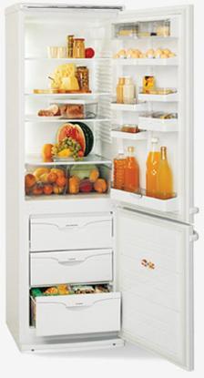 двухкамерный холодильник ATLANT MXM 1804