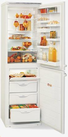 двухкамерный холодильник ATLANT MXM 1805