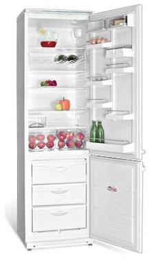 двухкамерный холодильник ATLANT МХМ 1806-00