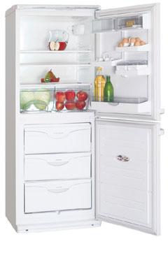 двухкамерный холодильник ATLANT МХМ 1807