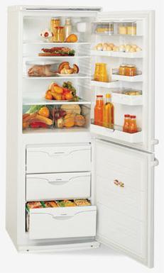 двухкамерный холодильник ATLANT МХМ 1809