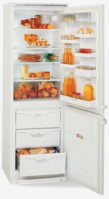 двухкамерный холодильник ATLANT MXM 1817