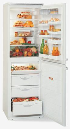 двухкамерный холодильник ATLANT MXM 1818