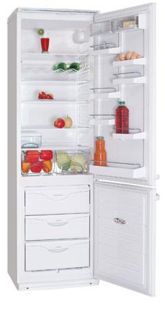 двухкамерный холодильник ATLANT МХМ 1833