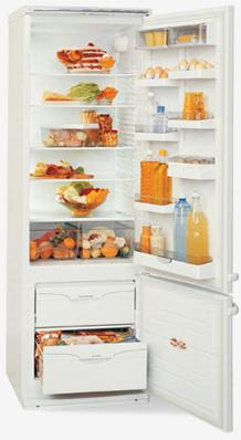 двухкамерный холодильник ATLANT МХМ 1834