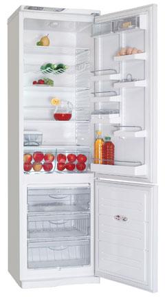 двухкамерный холодильник ATLANT МХМ 1843