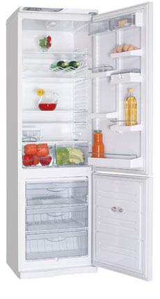 двухкамерный холодильник ATLANT МХМ 1844