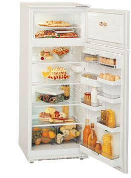 двухкамерный холодильник ATLANT МХМ 2706 - 02