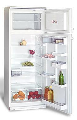двухкамерный холодильник ATLANT МХМ 2826