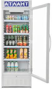 холодильная и морозильная витрина ATLANT ШВУ-0.4-1.3-20