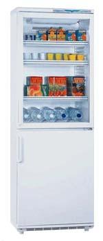 холодильная и морозильная витрина ATLANT ШК-0.33