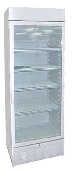 холодильная и морозильная витрина ATLANT ШВУ-0.4-1.3