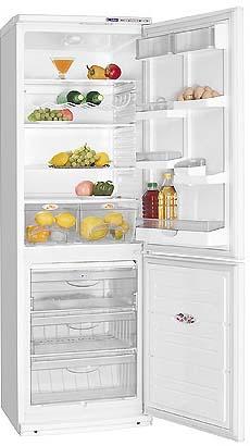 двухкамерный холодильник ATLANT ХМ 5010