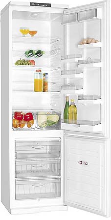 двухкамерный холодильник ATLANT ХМ 6002