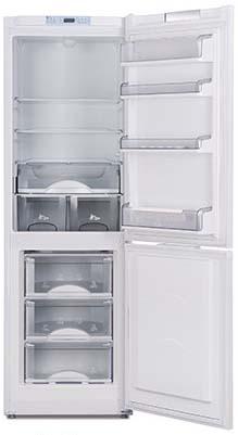 двухкамерный холодильник ATLANT ХМ 6121