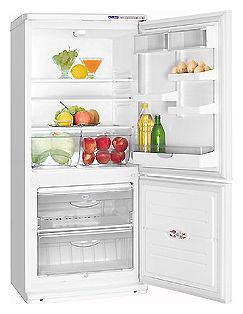 двухкамерный холодильник ATLANT ХМ 4008-022