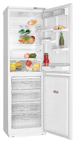двухкамерный холодильник ATLANT ХМ 6025-034