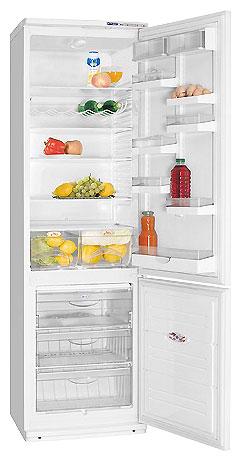 двухкамерный холодильник ATLANT ХМ 6026-031