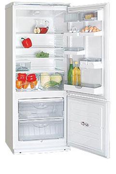двухкамерный холодильник ATLANT ХМ 4009