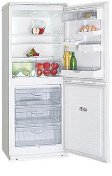 двухкамерный холодильник ATLANT ХМ 4010