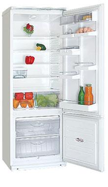 двухкамерный холодильник ATLANT ХМ 4011