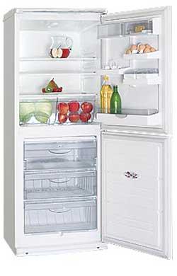 двухкамерный холодильник ATLANT ХМ 4012