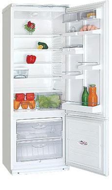 двухкамерный холодильник ATLANT ХМ 4013