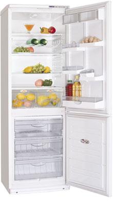 двухкамерный холодильник ATLANT ХМ-5010