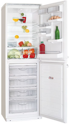 двухкамерный холодильник ATLANT ХМ-5012