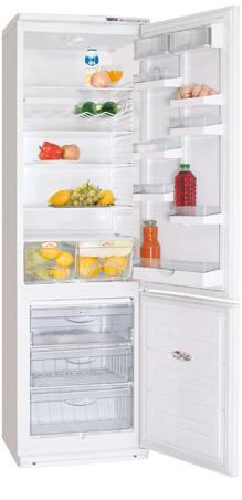 двухкамерный холодильник ATLANT ХМ 6026-034