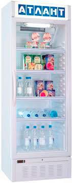 холодильная и морозильная витрина ATLANT ХТ-1000-000