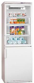 холодильная и морозильная витрина ATLANT ХТ-2001-000