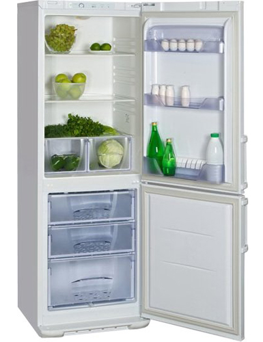 двухкамерный холодильник Бирюса 133D