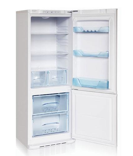 двухкамерный холодильник Бирюса 134 KLEA
