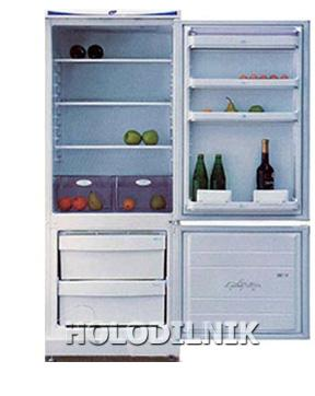 двухкамерный холодильник Мир 102