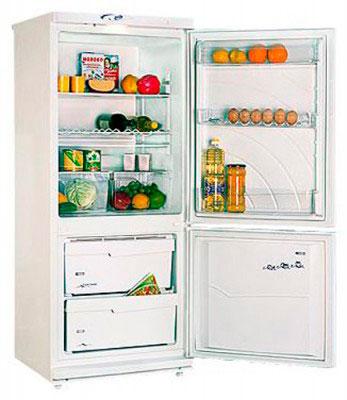 двухкамерный холодильник Мир 102-2 А графит глянцевый