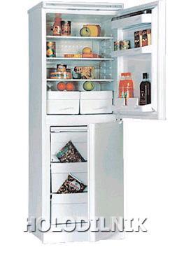 двухкамерный холодильник Мир 121