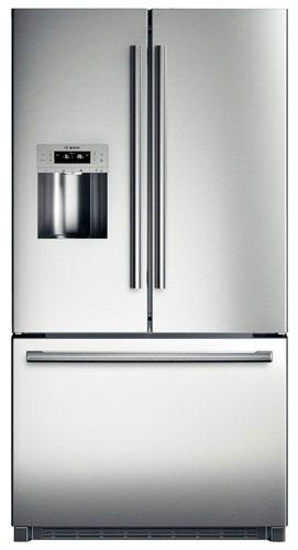 двухкамерный холодильник Bosch B26FT70SNS