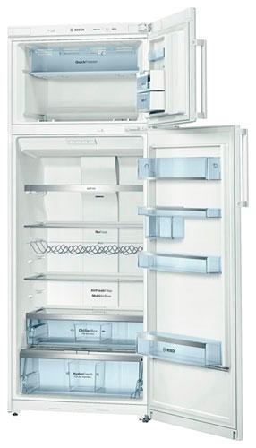 двухкамерный холодильник Bosch KDN46AW20